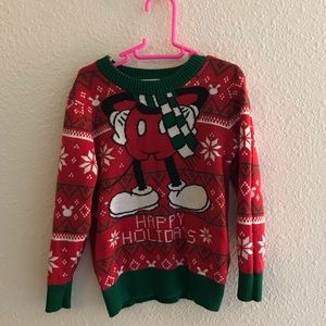 Disney Christmas Sweater 3T